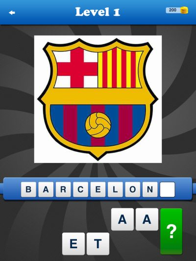 what's the badge? football quiz answers