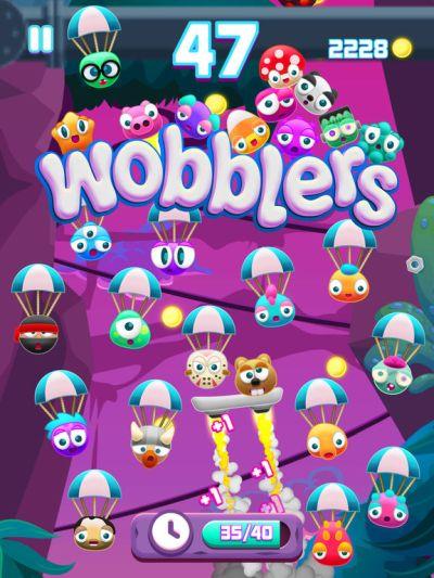 wobblers high score