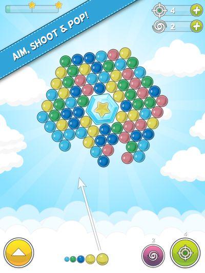 bubble cloud ios