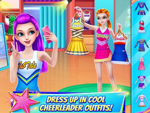 cheerleader dance off squad of champions tips