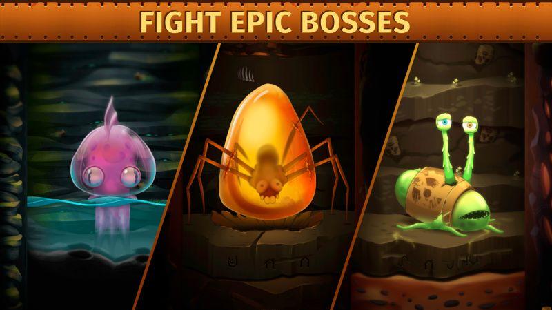 deep town boss fight