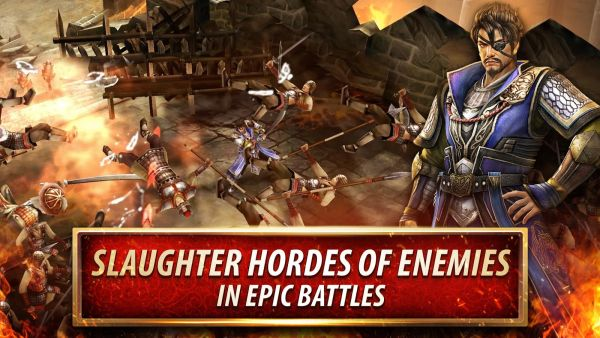 dynasty warriors unleashed tips