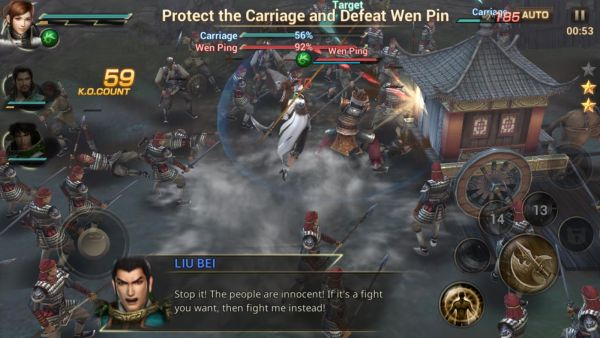 dynasty warriors unleashed rare heroes