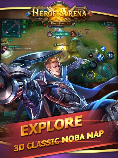 heroes arena guide
