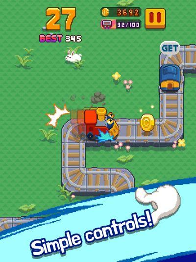 infinite train cheats