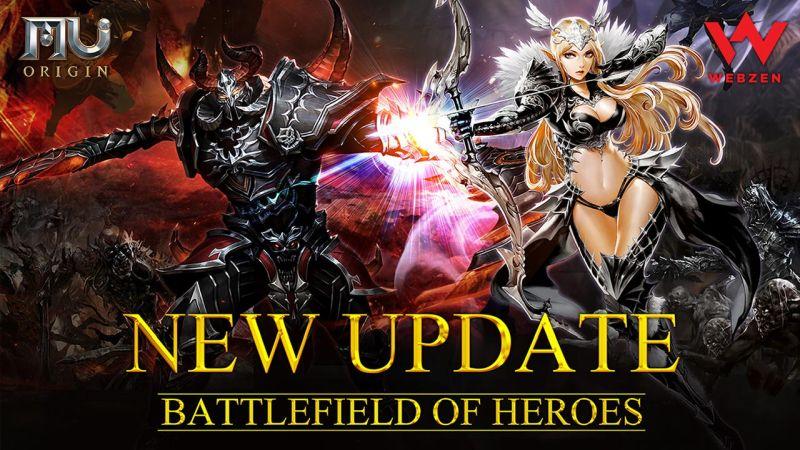 mu origin latest update