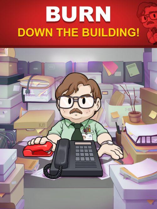 office space idle profits burn