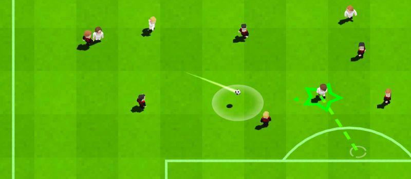 retro soccer ios