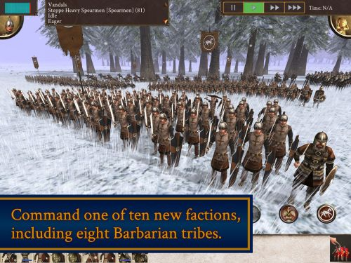 rome total war barbarian invasion tips