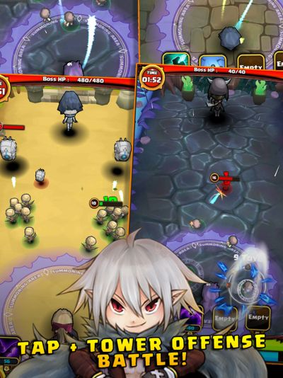 tap summoner guide