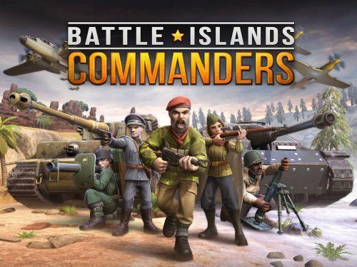 battle islands commanders cheats