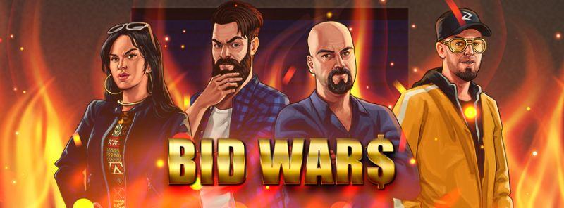 bid wars storage auctions strategies