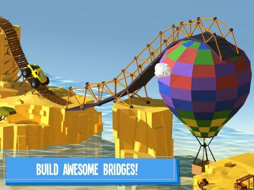 build a bridge cheats