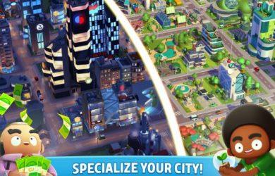 city mania guide