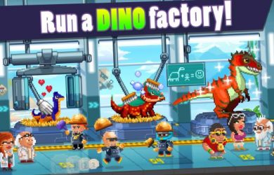 dino factory cheats
