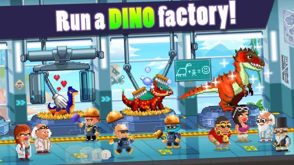 dino factory cheats