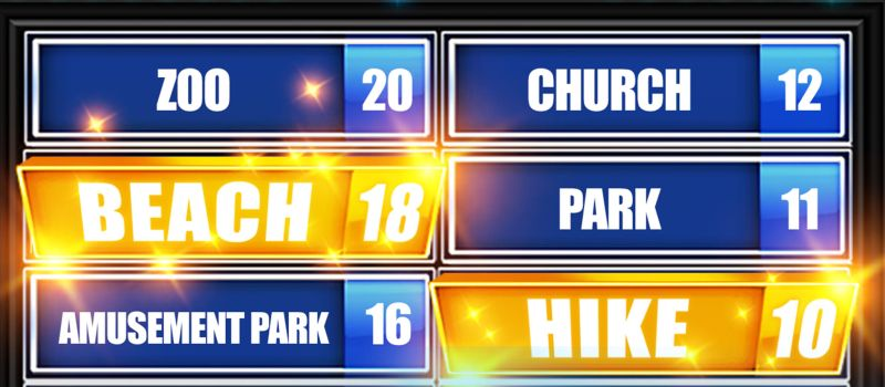 family feud live! tips