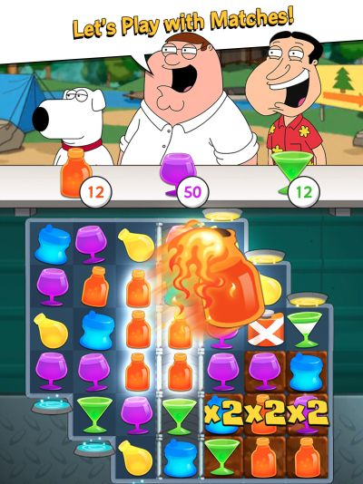 family guy another freaking mobile game guide