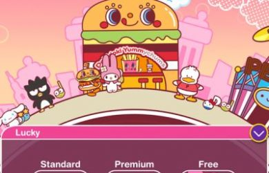 hello kitty music party guide