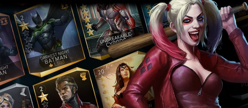 injustice 2 gold heroes
