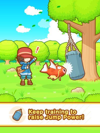 pokémon magikarp jump guide