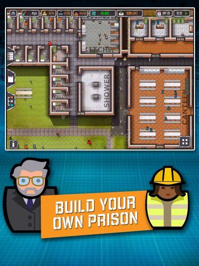 prison architect mobile cheats
