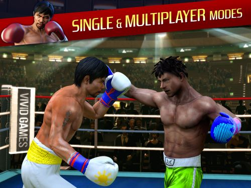 real boxing manny pacquiao ios