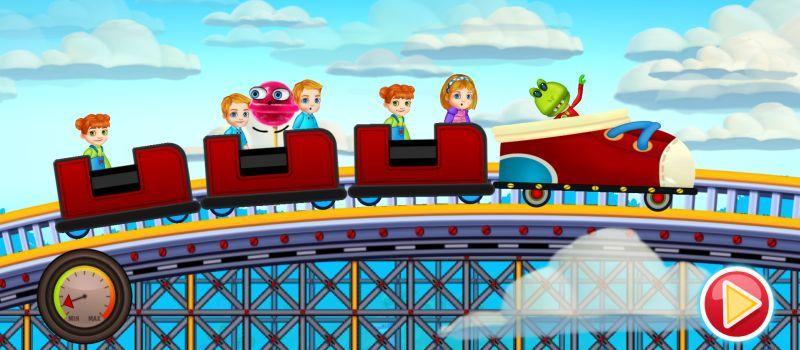 fun kid racing rollercoaster guide