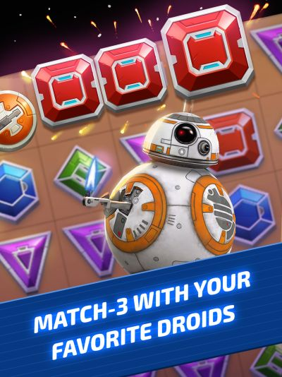 star wars puzzle droids tips