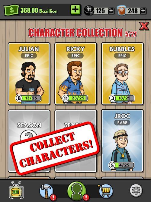 trailer park boys greasy money characters