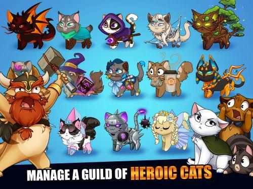 castle cats guide