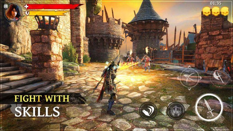 iron blade medieval legends skills