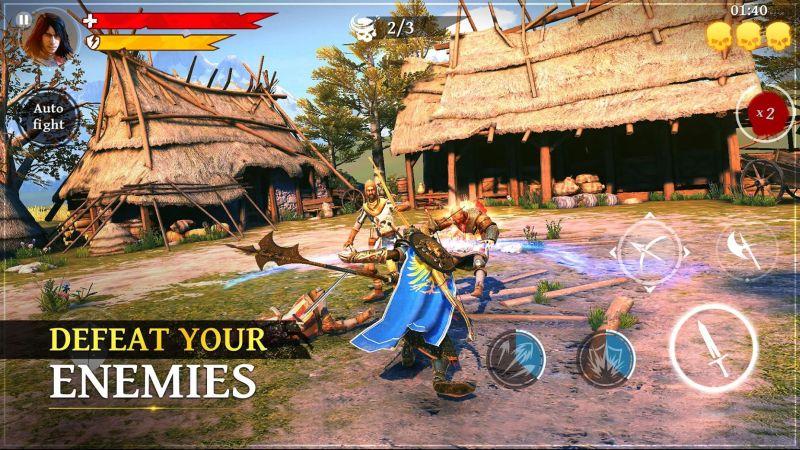 iron blade medieval legends tips