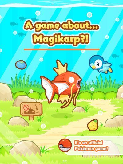 pokémon magikarp red gyarados