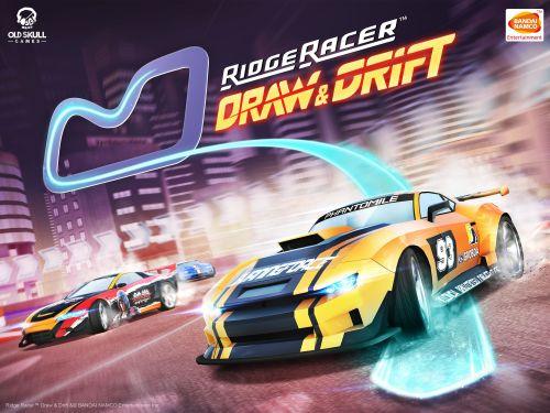ridge racer draw and drift guide