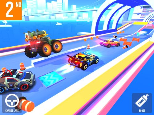 sup multiplayer racing cheats