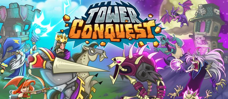 tower conquest cheats