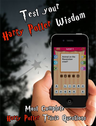 trivia for harry potter fans answers