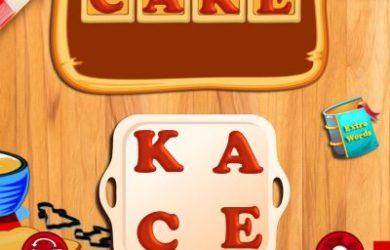 word cake mania answers