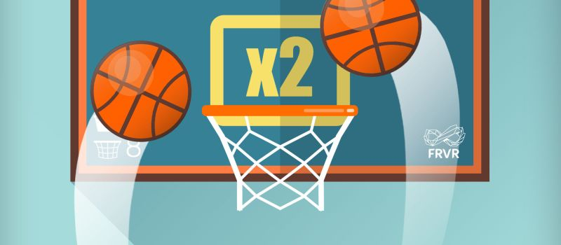 basketball frvr high score