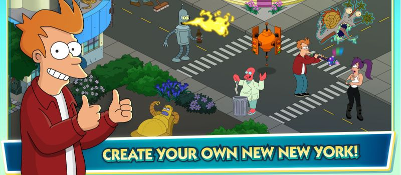 futurama worlds of tomorrow cheats