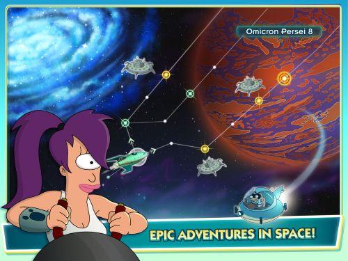 futurama worlds of tomorrow ultimate guide