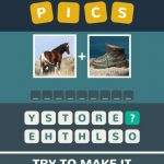 Just 2 Pics Answers & Solutions for All Levels