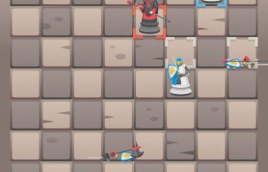 knight saves queen cheats