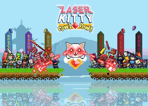 laser kitty pow pow cheats