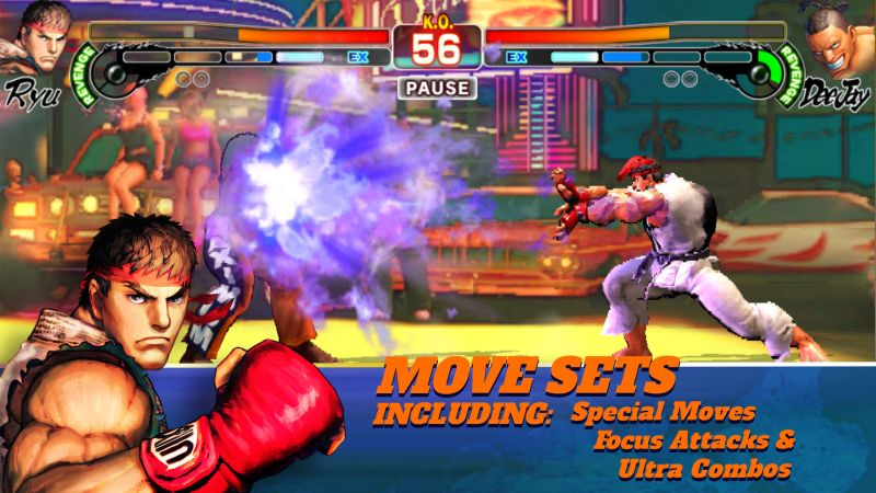 street fighter 4 champion edition moves