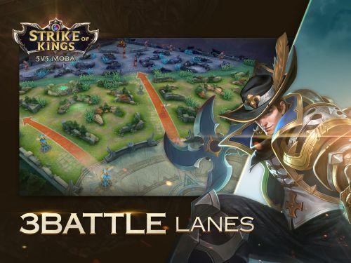 strike of kings 5v5 arena cheats
