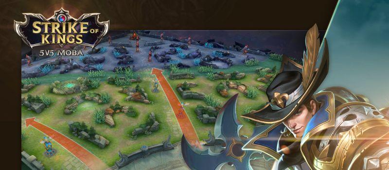 strike of kings 5v5 arena tips