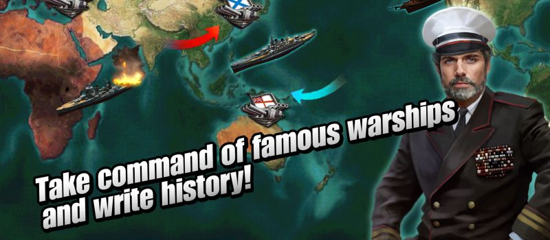warship commanders cheats