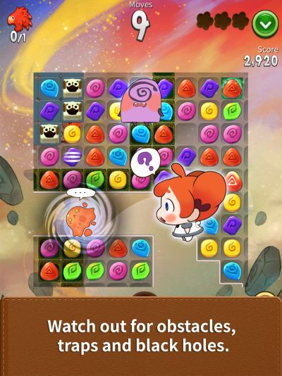 arami puzzventure cheats